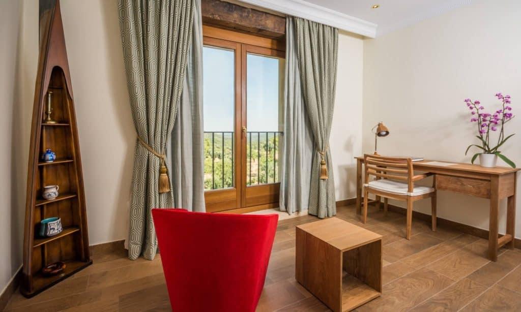 Hotel Mas de la Costa, Valderrobres, Matarraña, España